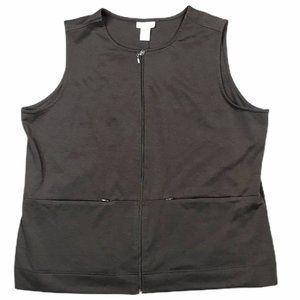 Avenue Plus Size Vest